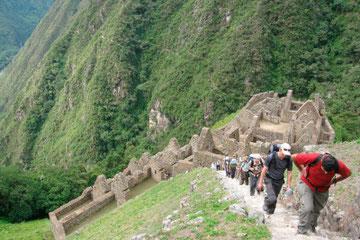 Caminatas en Cusco