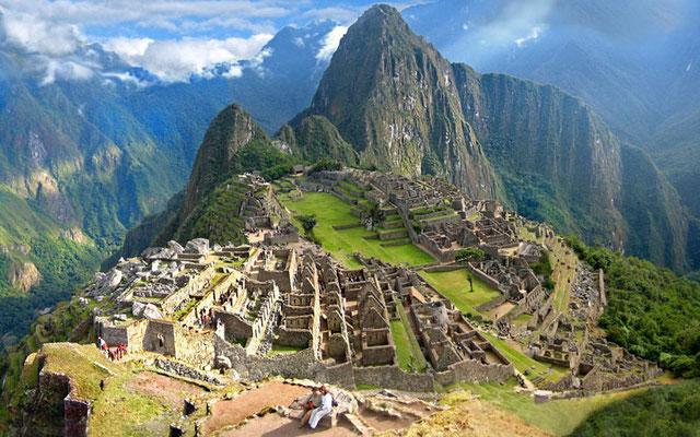 Machu Picchu Silver