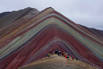 Rainbow Mountain Peru Full Day