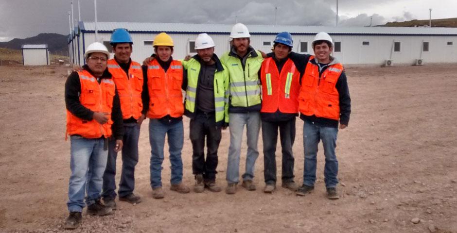 Equipo de Hidrair Ingenieros