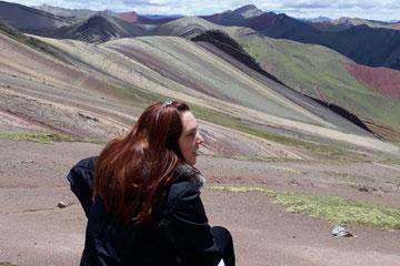 montaña colores