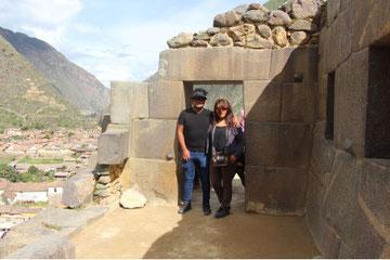 Ruinas en Valle Sagrado