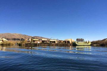 Lago titicaca-Puno