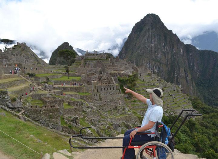 Accessible Tourism Machupicchu