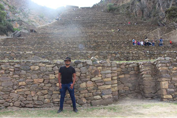 Andenes-Ollantaytambo