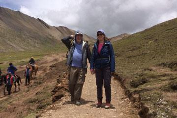 Cerro de colores Vinicunca