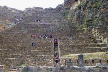 Ollantaytambo - Cusco