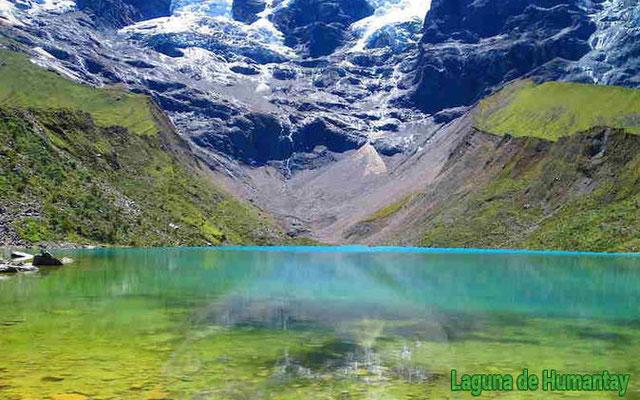Laguna de humantay - Salkantay
