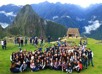 Viaje de promoción a Cusco