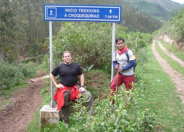 Choquequiraw Trek