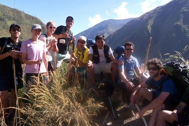 Salkantay Trek to Machupicchu 4 Days