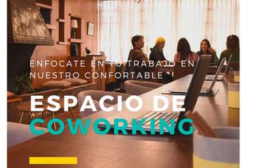 """Descubre Nuestro """"Coworking Space"""""""
